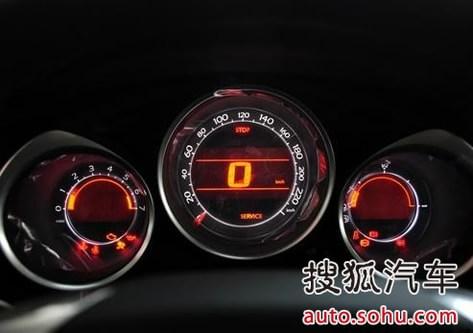 东风雪铁龙c4l智驱版 搭载启停技术