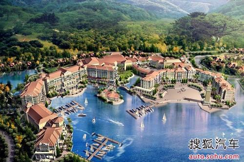 九龙山旅游度假区